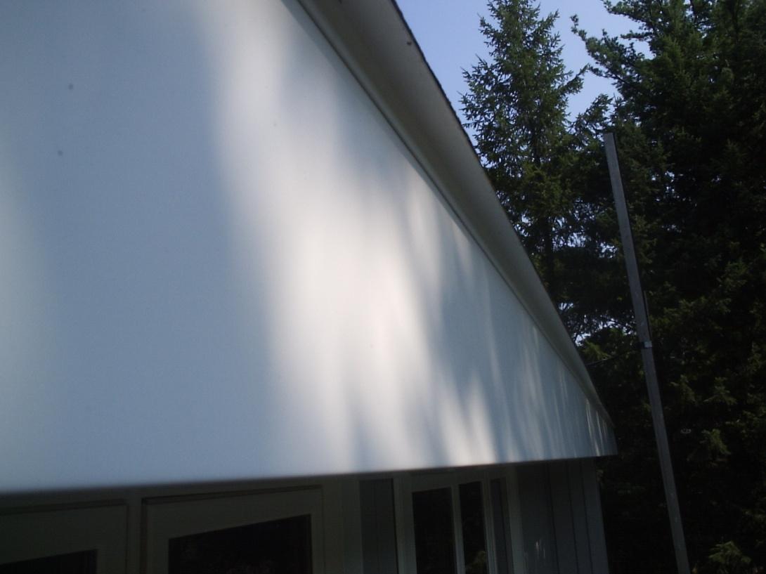 Aluminum Fascia Trim Question Windows Siding And Doors