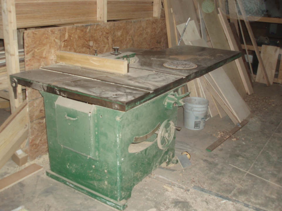 15 Tannewitz Table Saw For Sale In Ga Tools Equipment Contractor Talk