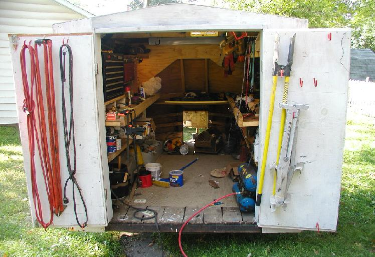 Enclosed Trailer Suggestions Tools Amp Equipment