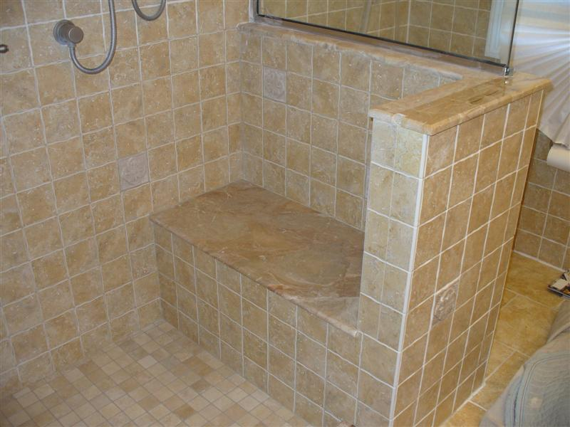 Pin Tile Shower With Bench Seat On Pinterest