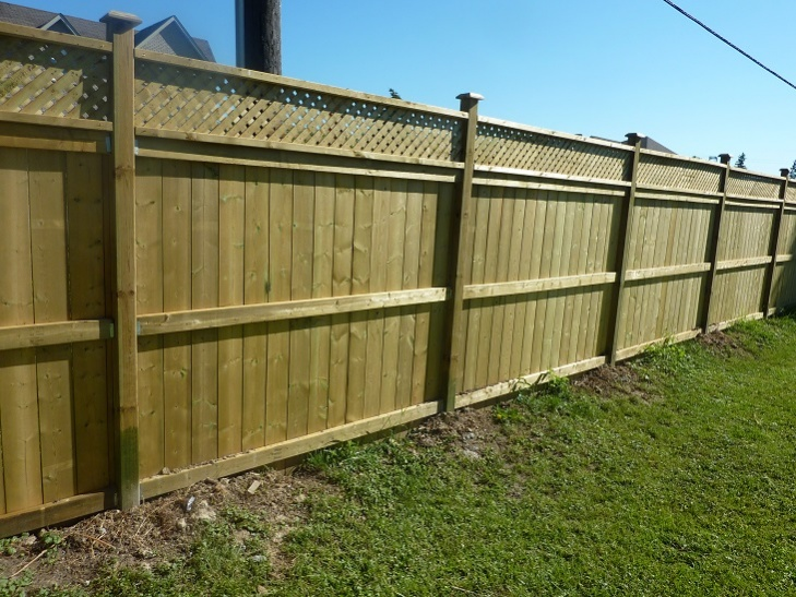 Protecting 4x4 Fence Post From Rot Page 3 Decks