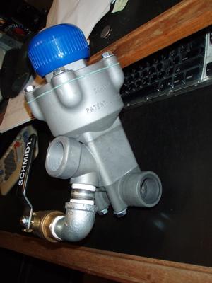 metering valve electric