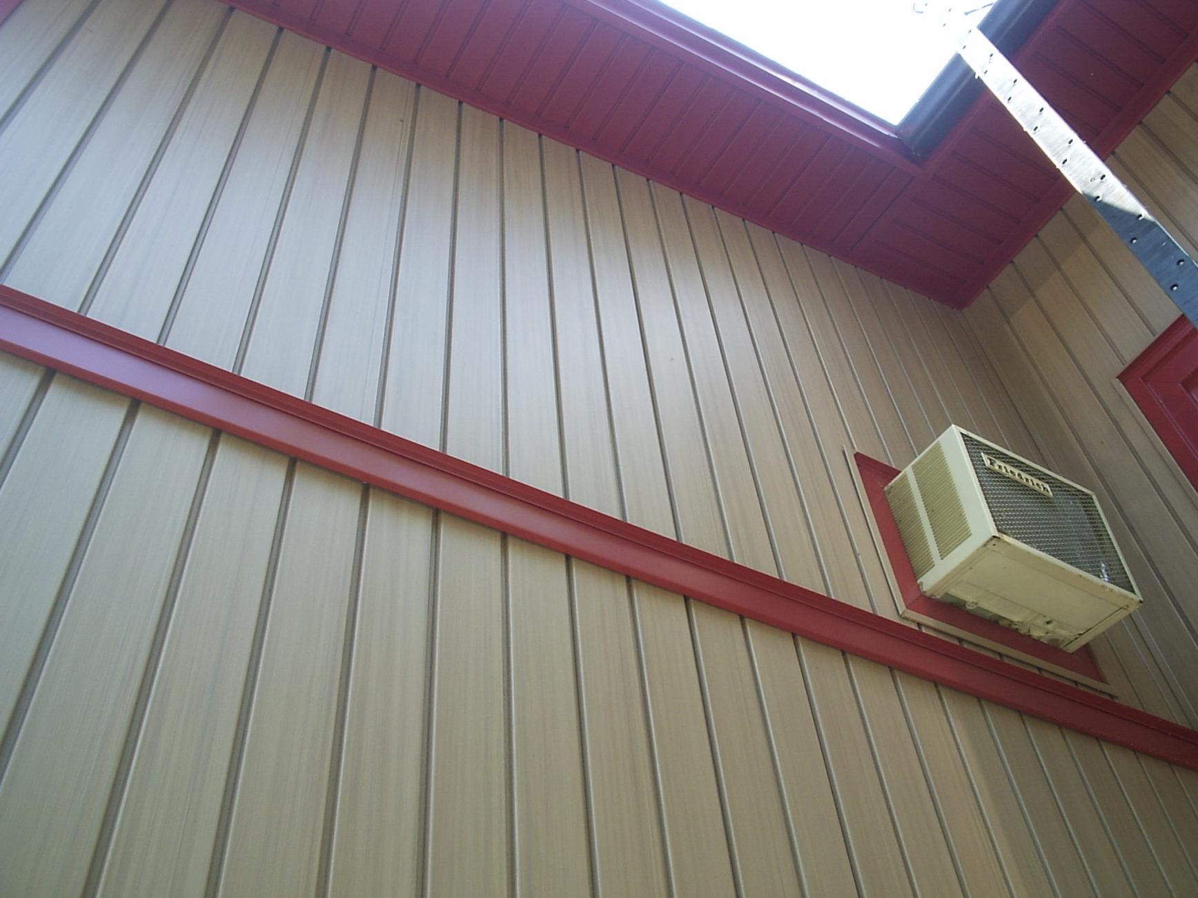 Vertical Vinyl Page 2 Windows Siding And Doors