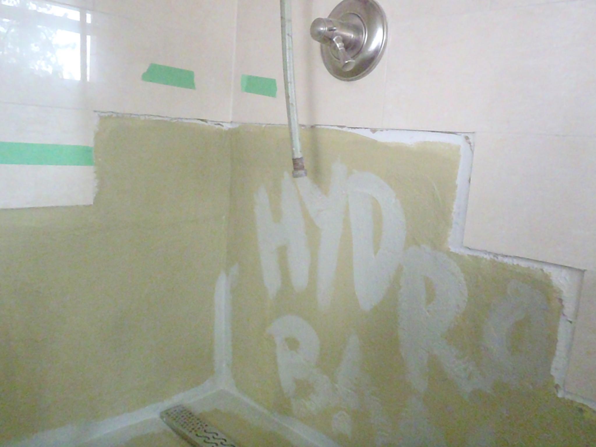 shower wall board - mauorel