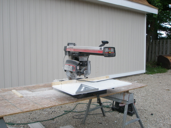 Vinyl Siding Cutting Table Modern Coffee Tables And