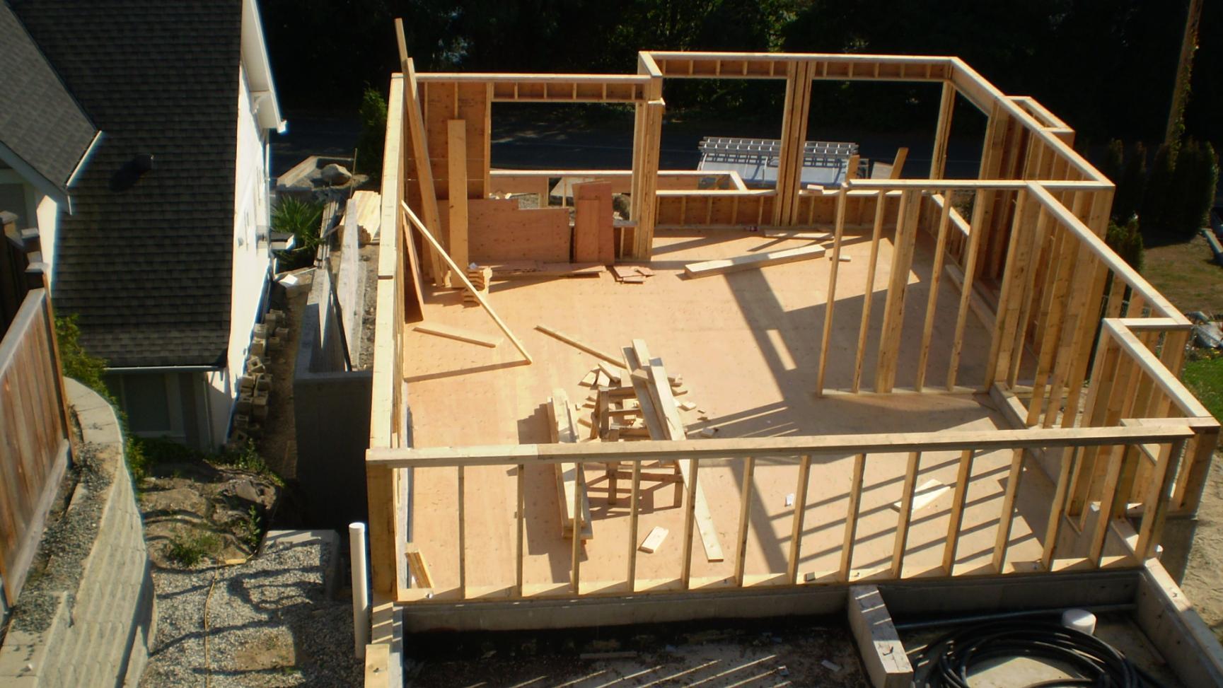 Norum Construction Framing Project - Framing - Contractor Talk