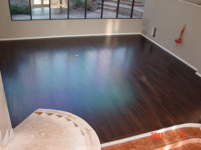 Beautiful Subfloor for Basement Concrete Floor