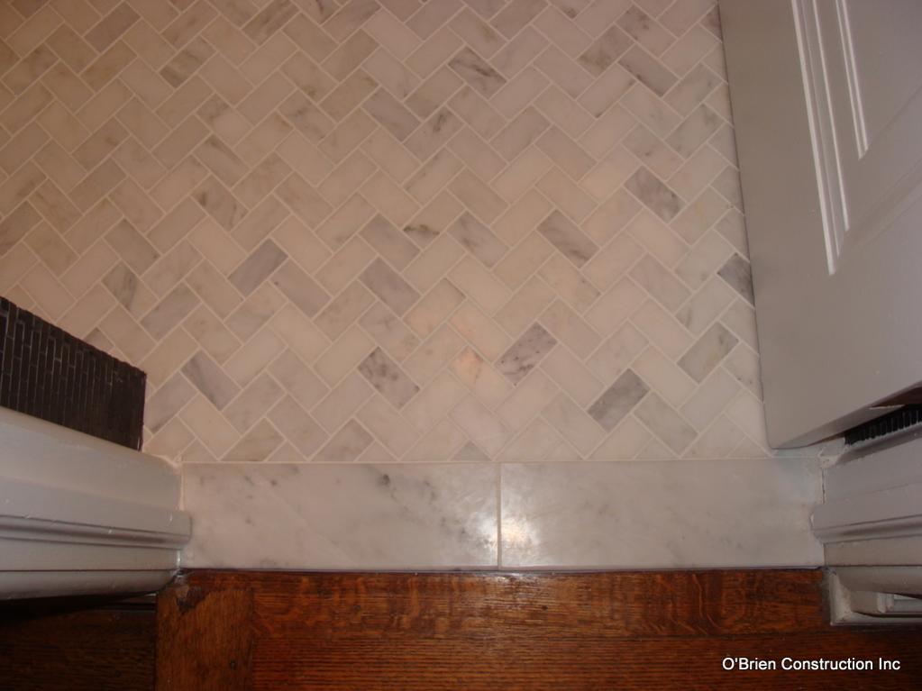 Minimum Subfloor For Marble Tile?
