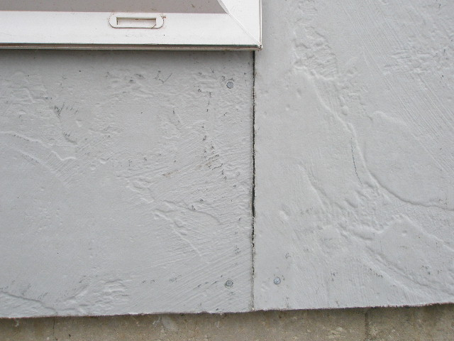 stucco panels water damage drywall contractor talk