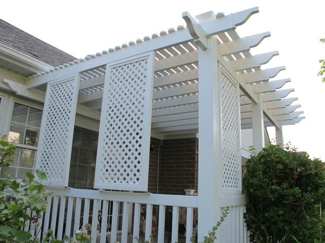 PVC Lattice On a Pergola Roof-pergola-max-shade-002a-. - PVC Lattice On A Pergola Roof - Page 2 - Decks & Fencing