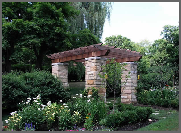 Stone Column Foundation : Pergola footings page carpentry contractor talk