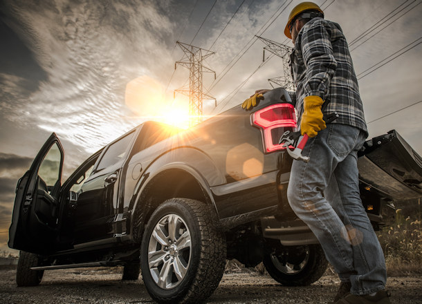 The Ins and Outs of Using a Personal Truck for Business