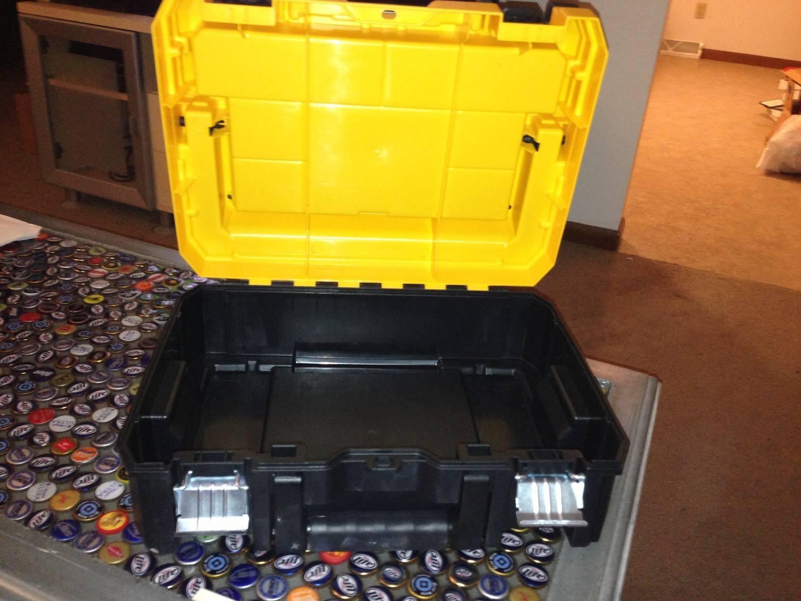 Dewalt Tstak Storage System Tools Amp Equipment