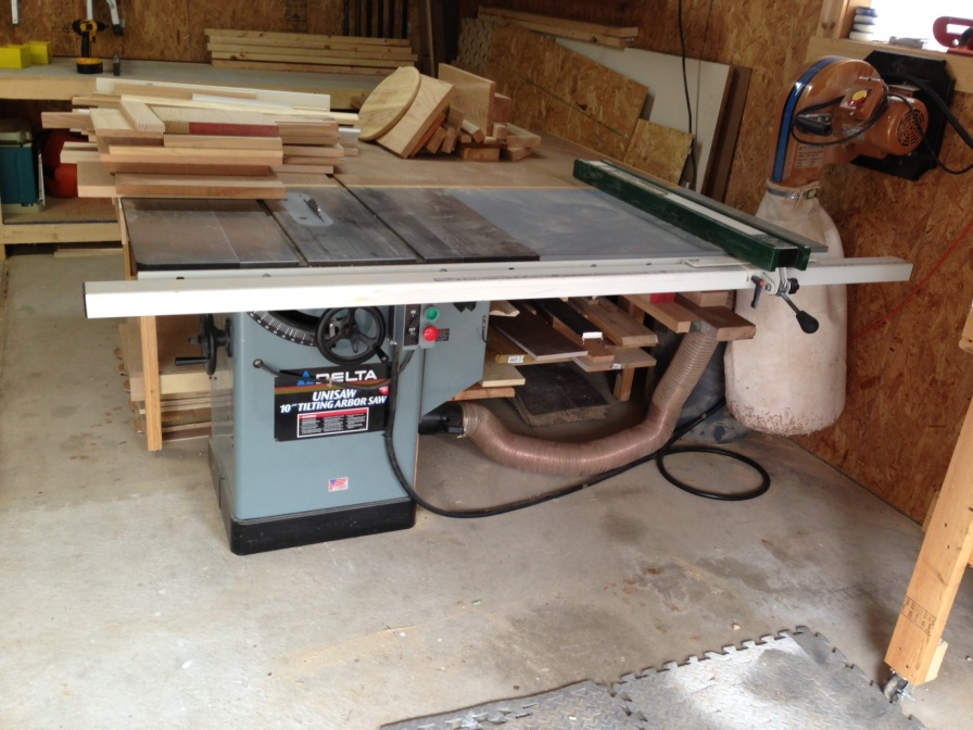 Powermatic 66 Table Saw - Page 3 - Tools & Equipment