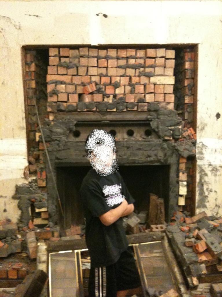 Masonry Fireplace Face Life Masonry Contractor Talk