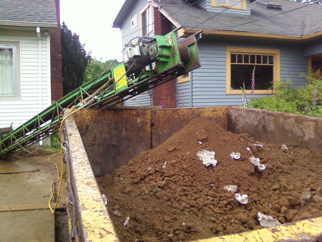 Crawl Space Excavation Remodeling Picture Post