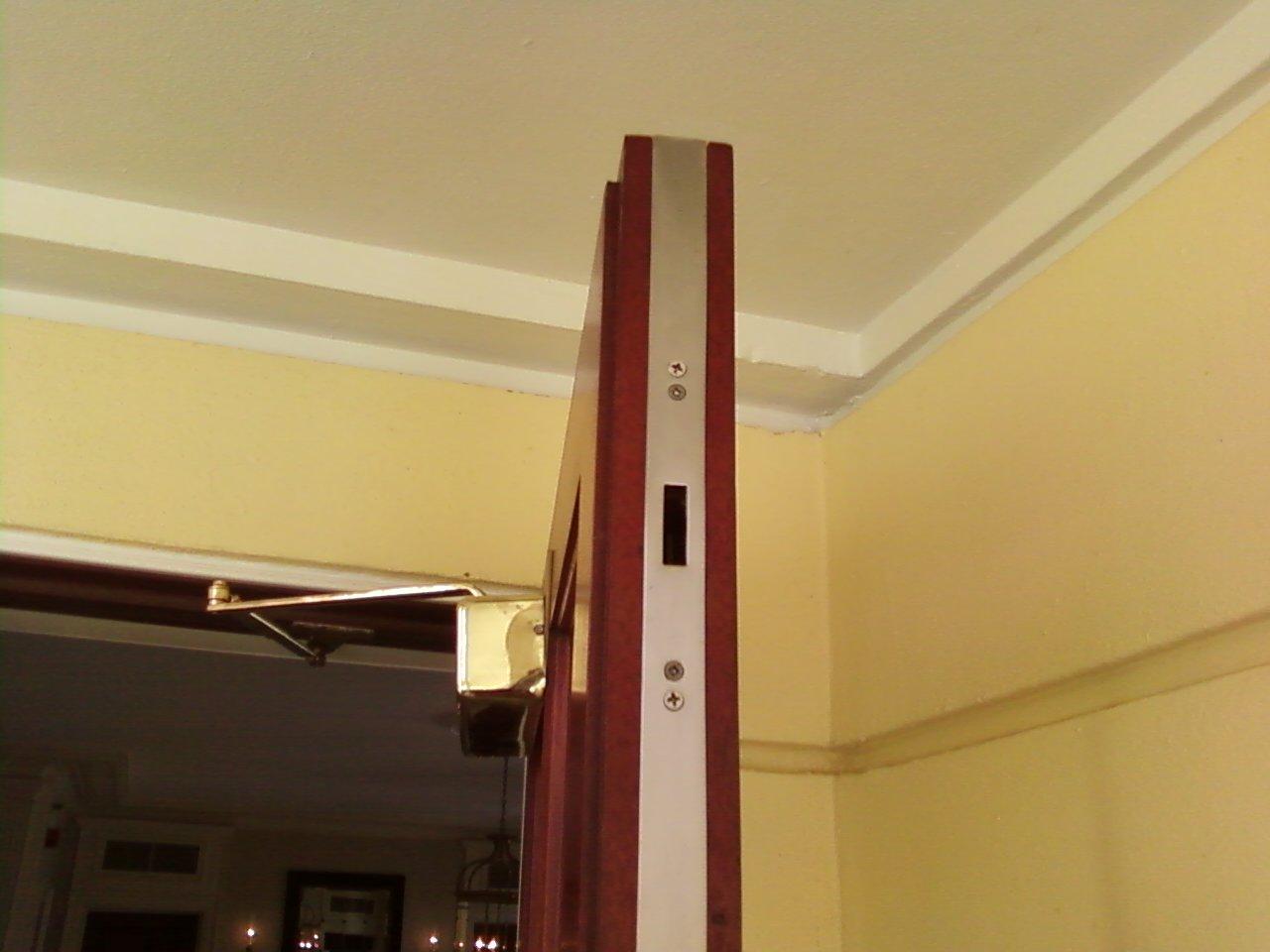 Can You Fix This Door Lock Windows Siding And Doors Contractor Talk