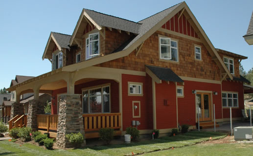 What is your favorite building style page 2 for Arts crafts house plans