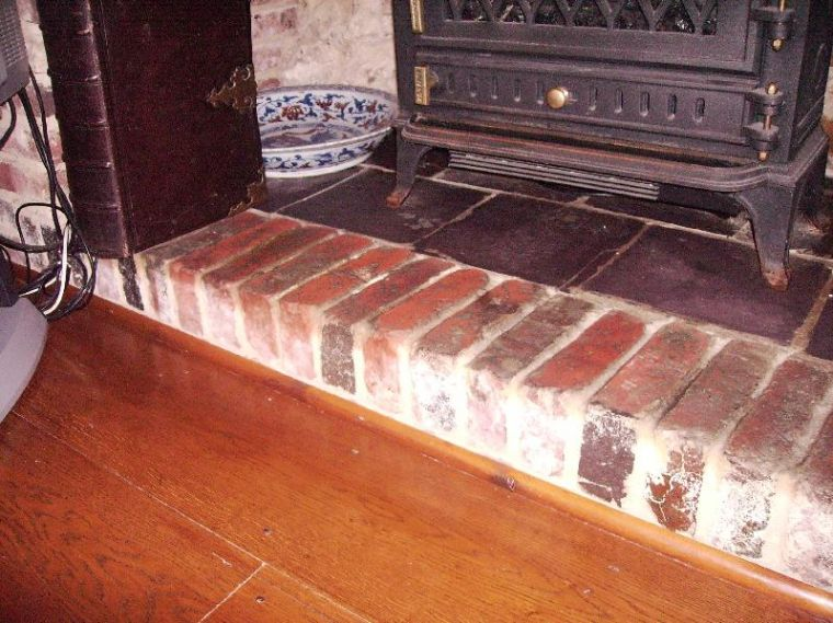 Cleaning Brick Hearth Extension Masonry Contractor Talk