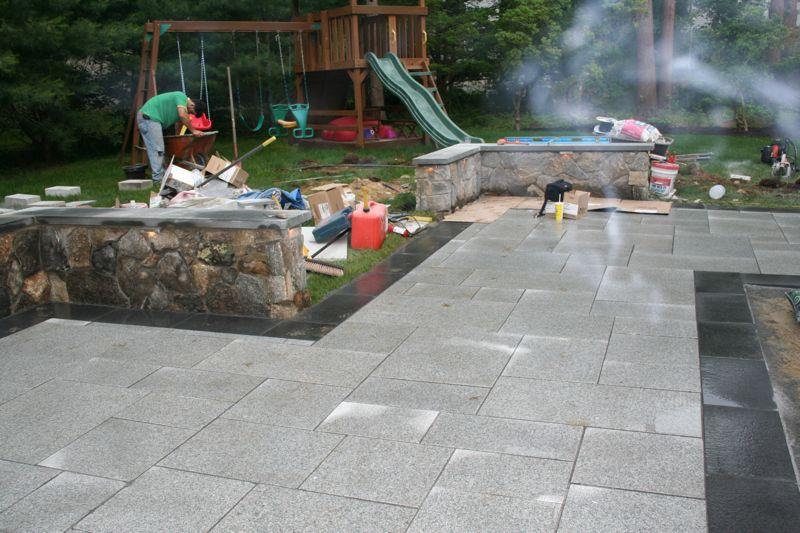Good ... Granite Patio Phpeters4