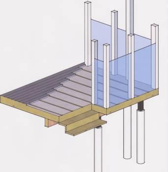 Google sketchup page 3 architecture design for Sketchup deck design