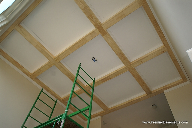 Coffered Ceiling Pics