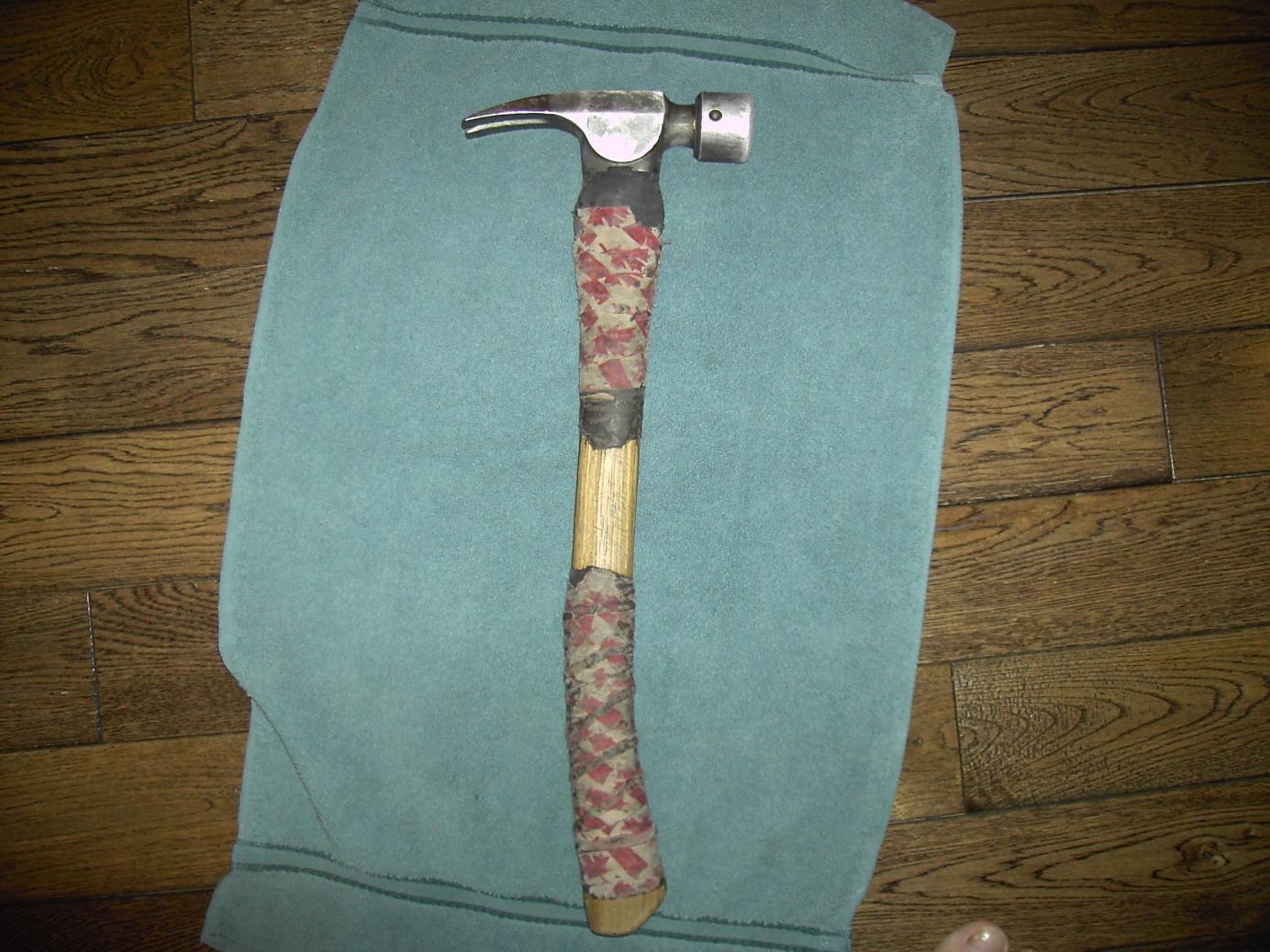 stiletto framing hammer pict6173jpg