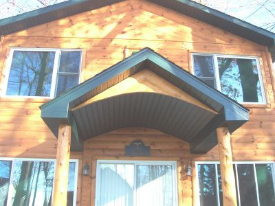 Re: Recently Completed Porch Roof Overhang