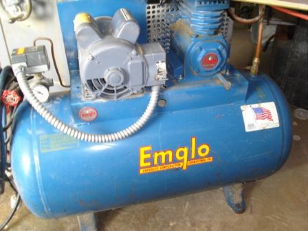 Jenny Emglo Compressors Tools Amp Equipment Contractor Talk