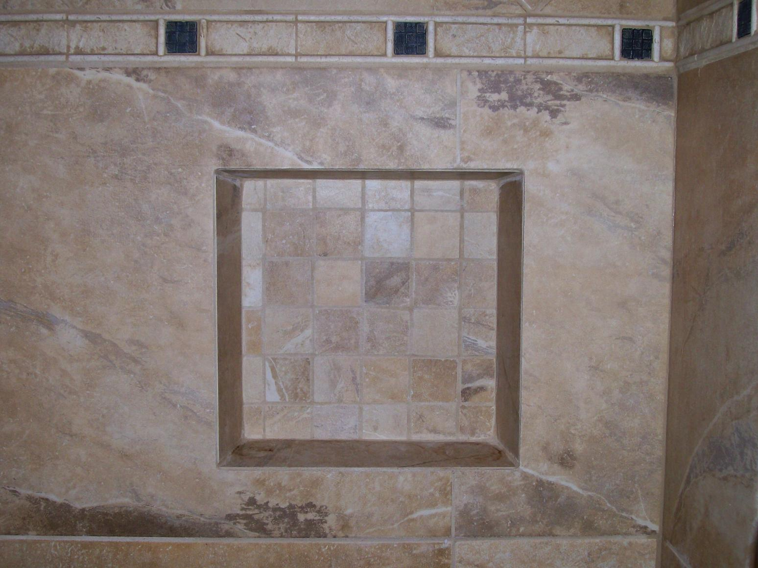 Ready To Tile Niches