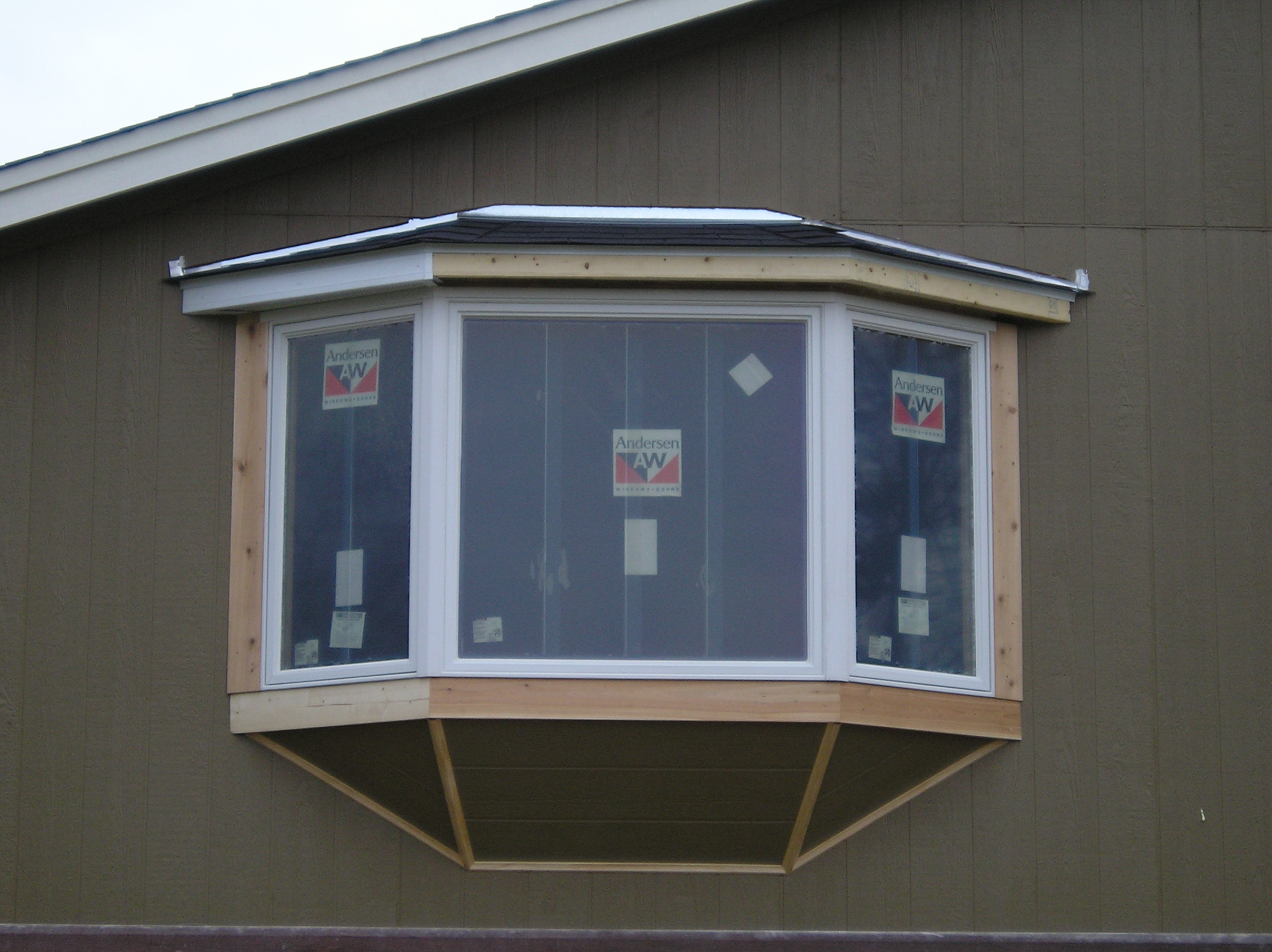 Roof Framer S Framing A Bay Window Picture 012 Jpg