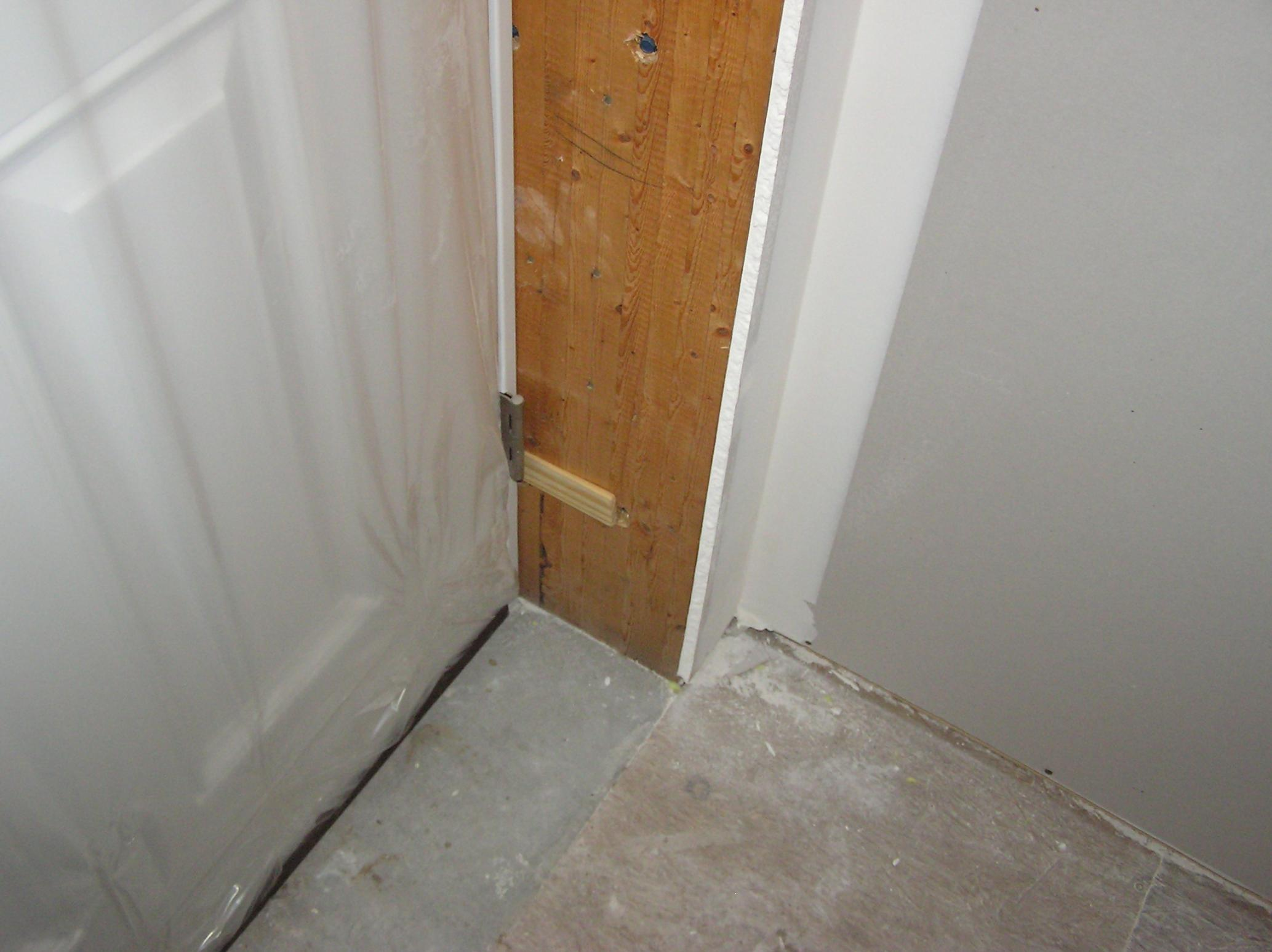 Doors Jambs: Extension Jamb Dilema