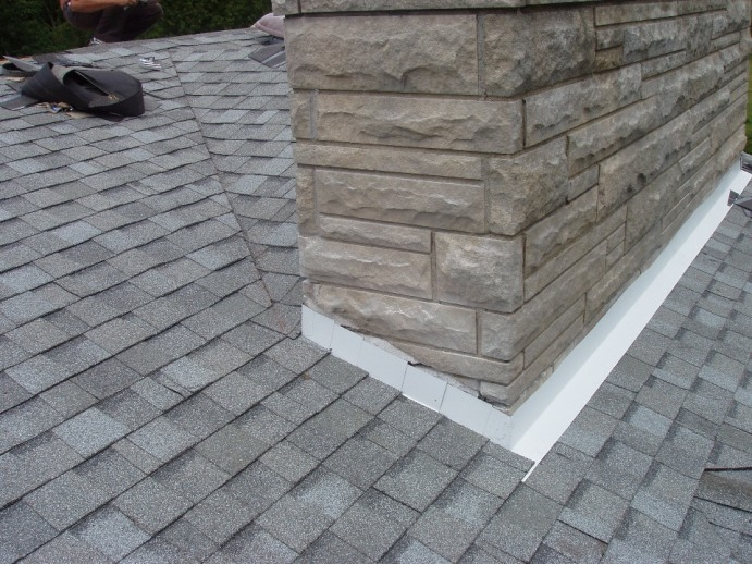 Flashing Around A Chimney Page 5 Roofing Contractor Talk