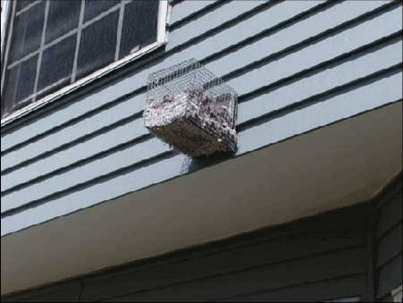 how not to do a retrofit dryer vent hvac contractor talk