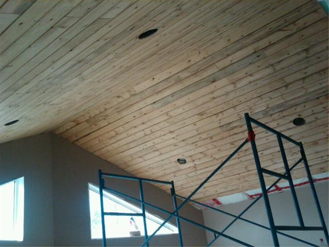 T g ceiling roof remodeling picture post contractor talk for T g roofing