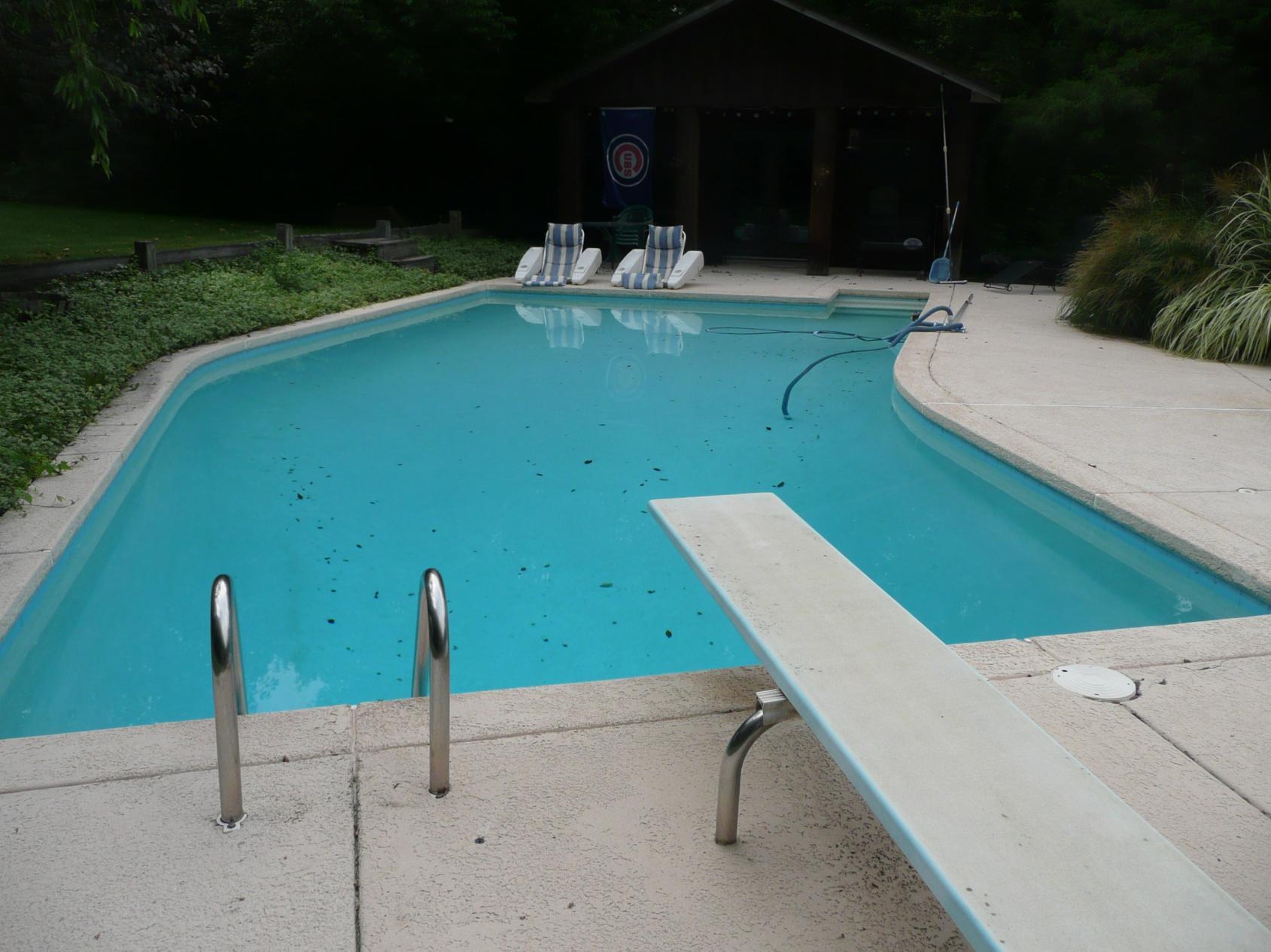 Kool Deck Repair Help Pool Construction Amp Enclosures