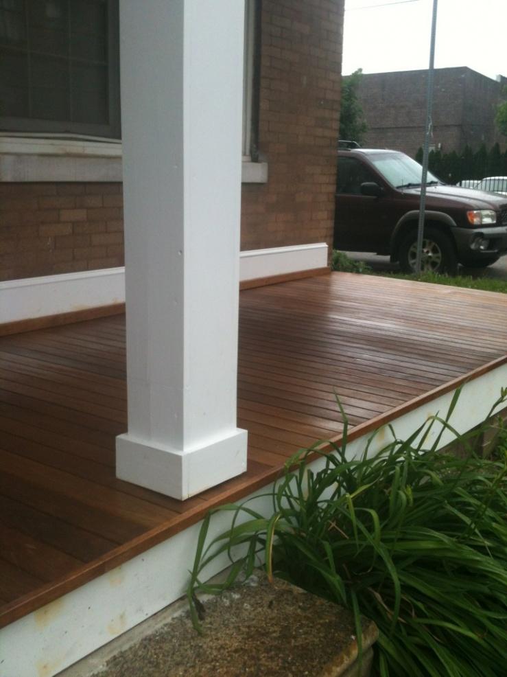 Composite Decking Page 3 Decks Fencing Contractor Talk
