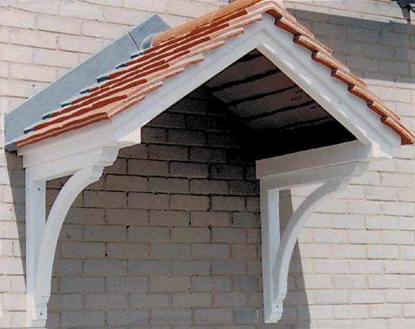 Wooden Canopy & Wooden Canopy - Carpentry - Contractor Talk