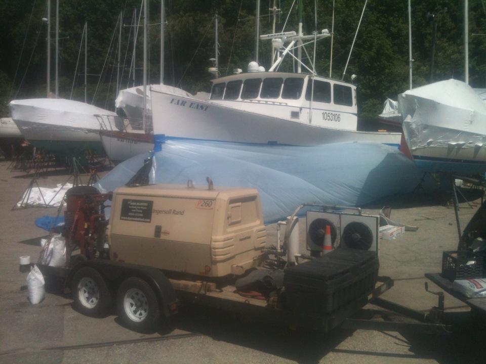 Post Pics of your sandblasting setup!-portland-yachts-2013.jpg