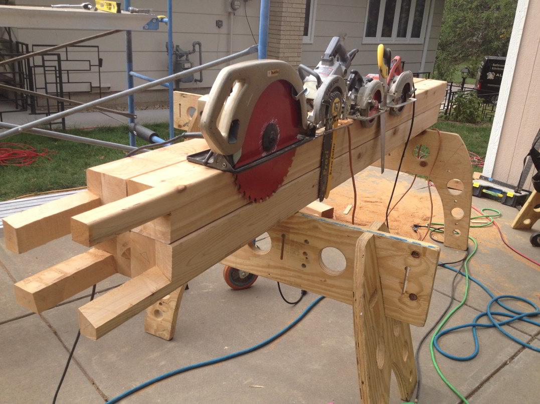 Super Heavy Duty Sawhorses Tools Amp Equipment