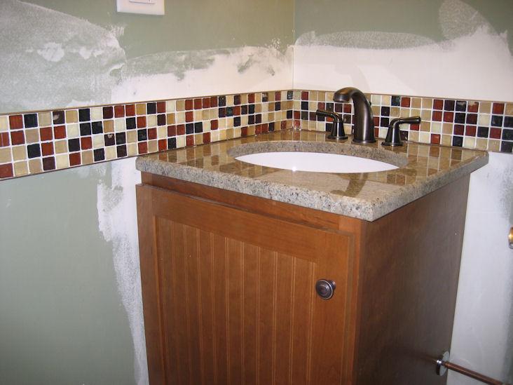 backsplash question tiling contractor talk