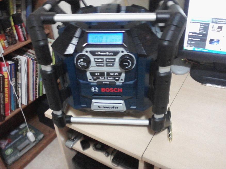 Job Site Radio - Page 2 - Tools & Equipment - Contractor Talk
