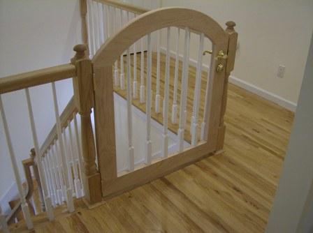 Interior Railing Gate