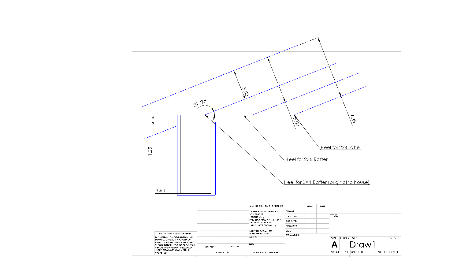Framing Addition - Matching Existing Roof Plane - Framing ...