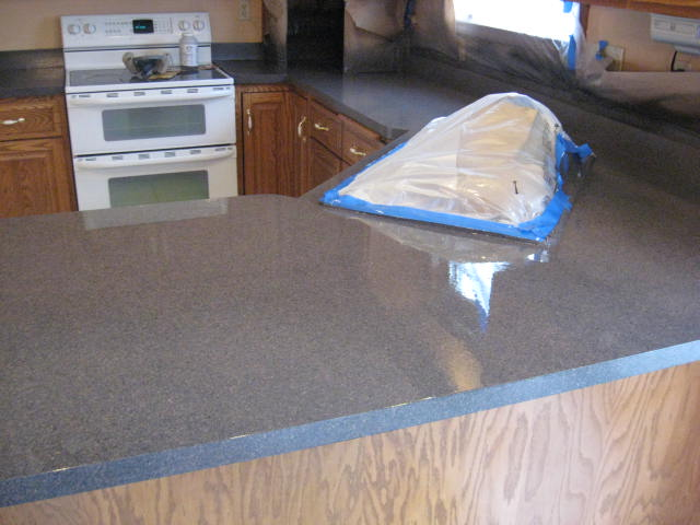 Countertop Restoration Paint : Latest Countertop Refinish - Painting & Finish Work - Contractor Talk