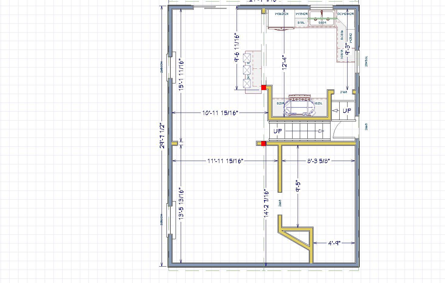 Building Shed Dormer / Design-remodeled-first-floor.jpg