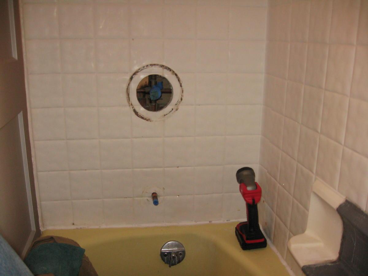 Tile Tub Surround - Tiling - Contractor Talk