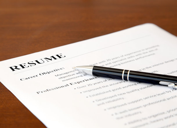 Is Your Resume Up to Par?