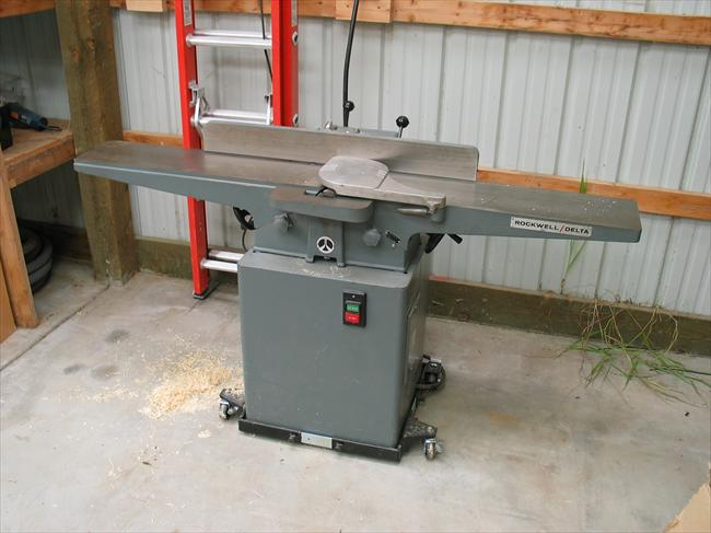 Get Rockwell Table Saw Planer Bert Jay