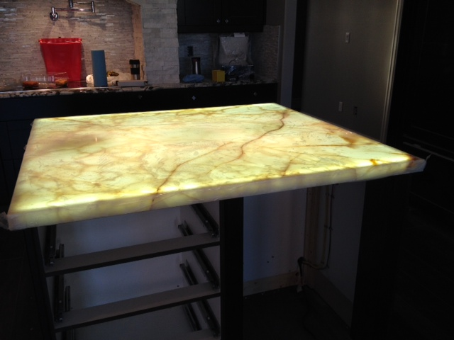 Backlit Onyx Countertops Page 3 Electrical